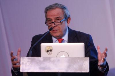 """Presidente de AFP insiste: """"Es injusto el veto a administrar el 4% adicional"""""""