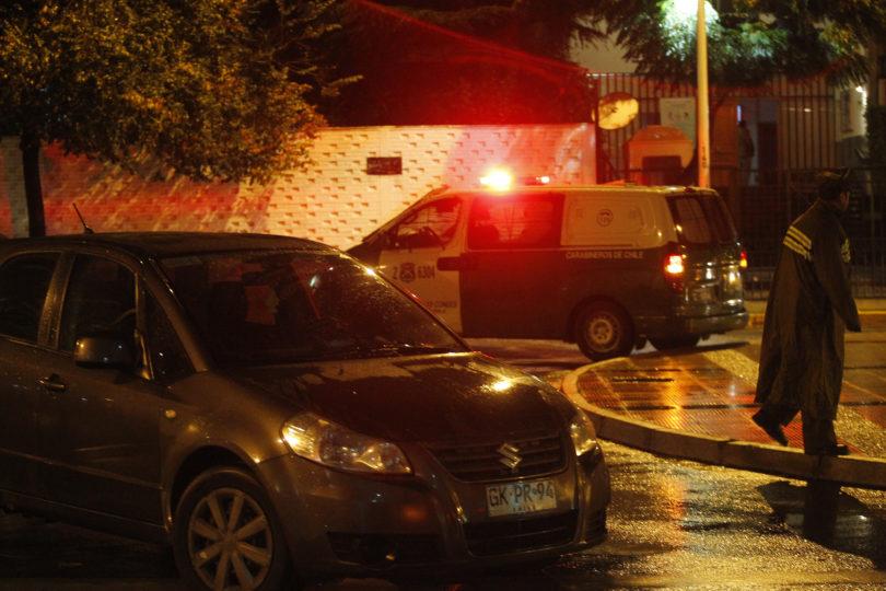 Violento asalto a matrimonio de adultos mayores y su asesora en Las Condes