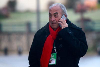 Óscar Guillermo Garretón dejará el PS tras casi 30 años de militancia