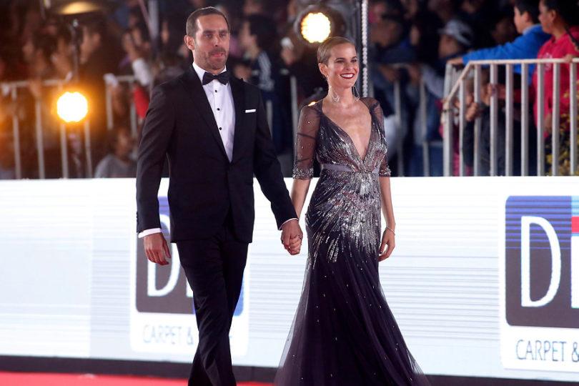 """""""Se fue de este mundo tranquila y feliz"""": la emotiva despedida del esposo de Javiera Suárez"""