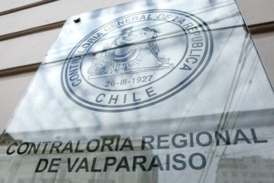 Contraloría detecta irregularidades en concesión de estacionamientos en Valparaíso