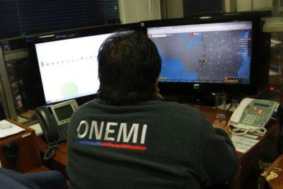 Alerta temprana preventiva en Región Metropolitana: Esta noche llegan las lluvias