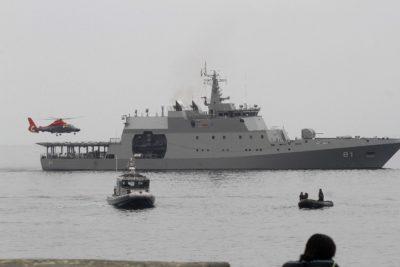 Armada ha capturado 10 pesqueros peruanos en aguas chilenas este año