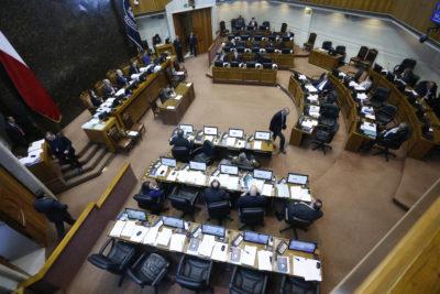 Senadora Goic pide un minuto de silencio en sesión del Senado por muerte de Javiera Suárez