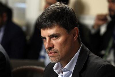 """Marcelo Díaz: """"Que sea un reportaje el que active a los que controlan el partido es una profunda vergüenza"""""""