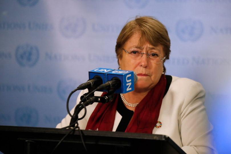 Tras encuentro con Bachelet: Guaidó anuncia que se creará oficina de DD.HH. de la ONU en Venezuela