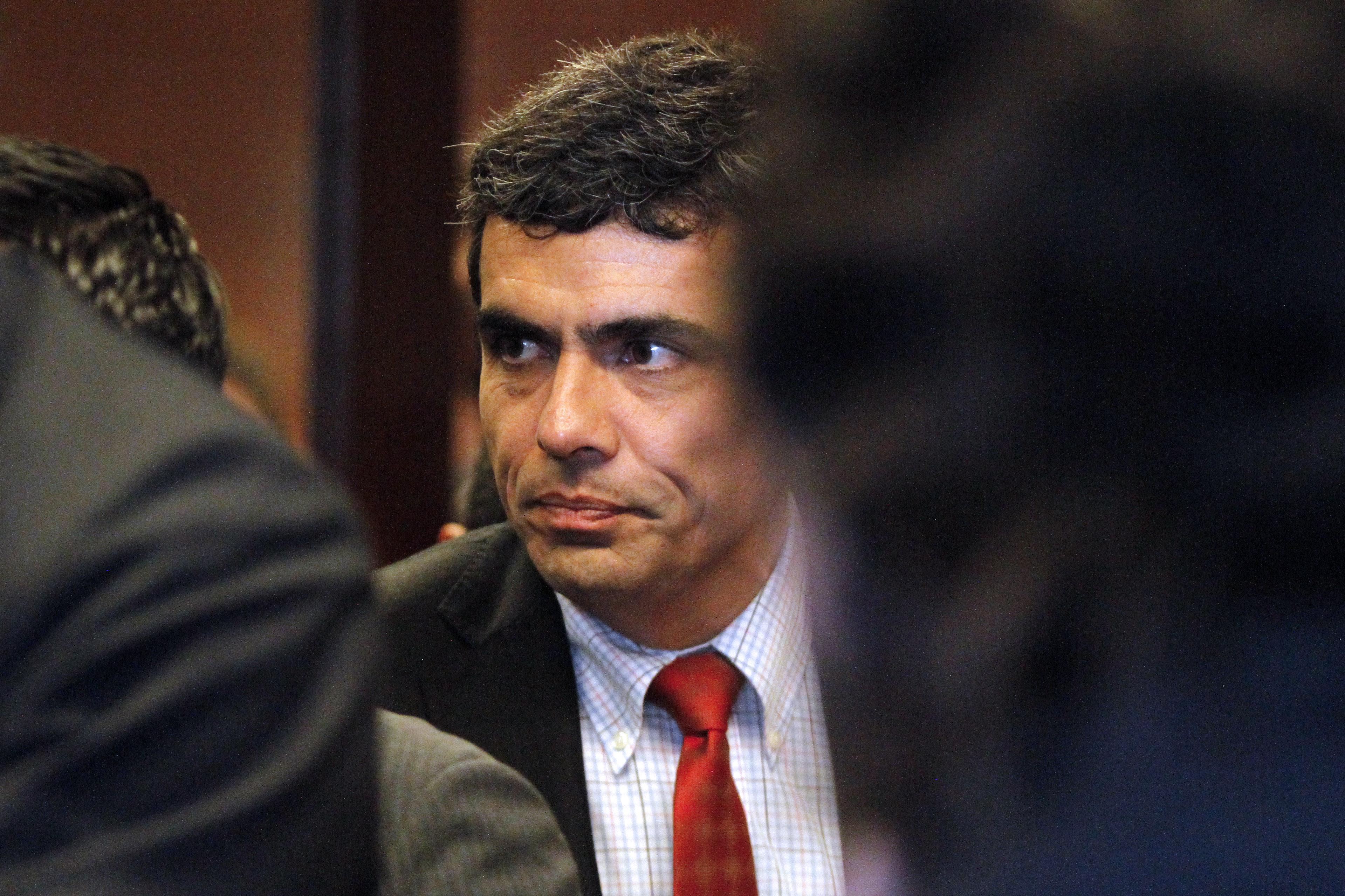 """""""El recordatorio que el ex fiscal Gajardo le envió a Van Rysselberghe por su frase sobre los"""