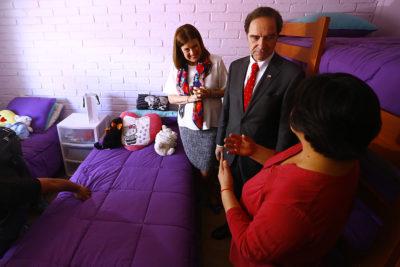Sename acoge estudios de Unicef y anuncia fortalecimiento de casas de acogida