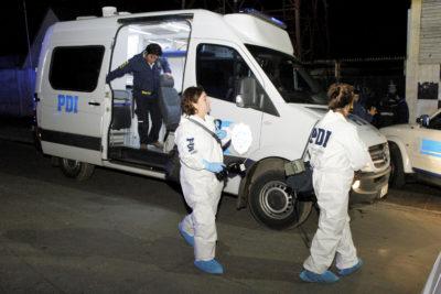 PDI investiga homicidio de hombre en San Bernardo: al menos 10 personas involucradas