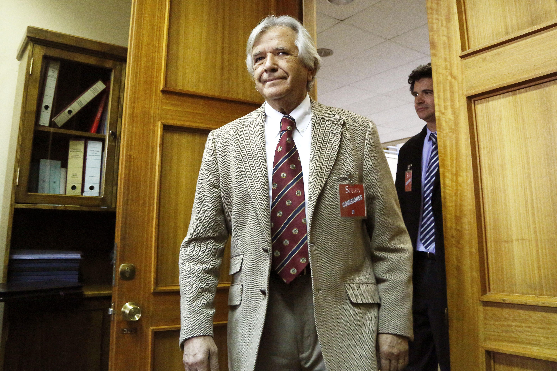 """""""Suprema mantuvo arresto domiciliario contra Carlos Cardoen a la espera de su extradición"""""""