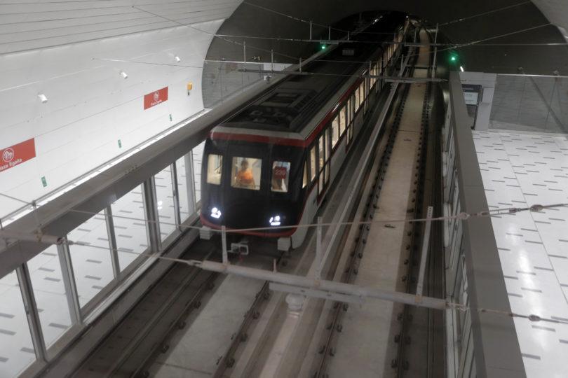 A cinco meses de su inauguración: usuarios califican con nota 6,5 a la Línea 3 de Metro