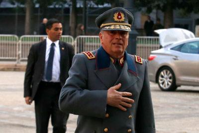 Gastos reservados: general Oviedo presenta recurso para no declarar ante jueza Rutherford