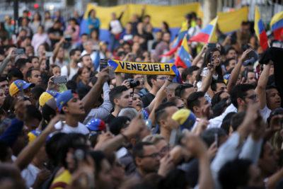 ONU: venezolanos que abandonaron su país superan los cuatro millones