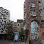 """Alcalde Alessandri por borrado de icónico mural de Barrio Lastarria: """"Muros hay de sobra"""""""