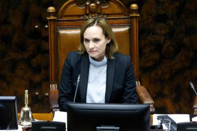 """Senadora Goic culpa a Chile Vamos de """"fracaso"""" de Ley Nacional del Cáncer en comisión de Salud"""