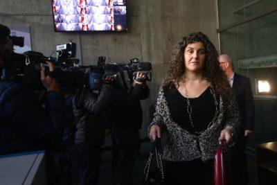 """Paula Vial explica su defensa a Nicolás López: """"El problema acá es si él ha cometido o no delito, no si es irreverente"""""""