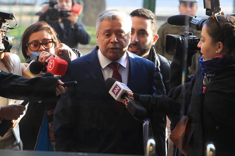 """""""Juez Emilio Elgueta sumó denuncia por cohecho y prevaricación por caso de incendios forestales"""""""