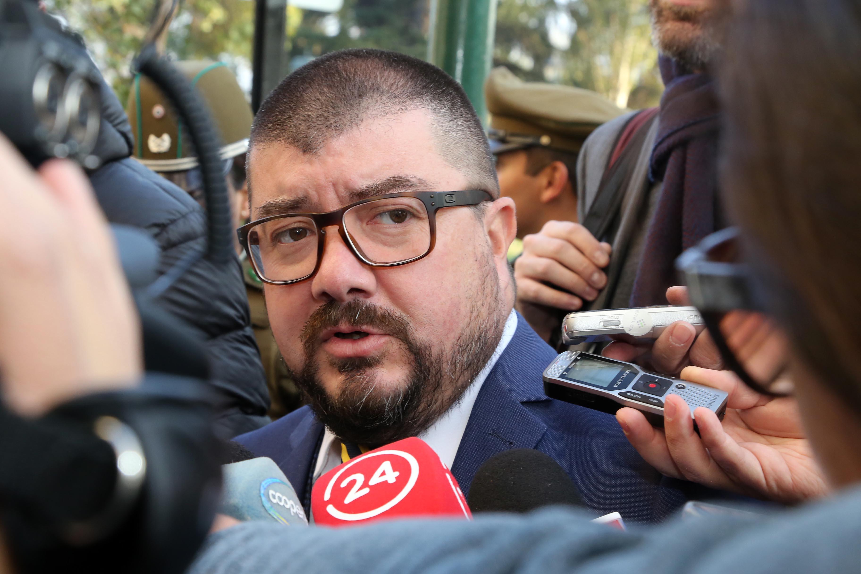 Fiscalía Nacional confirma la suspensión del fiscal Sergio Moya