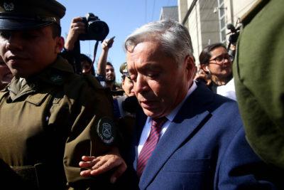Juez Emilio Elgueta se querelló contra los fiscales Arias y Moya