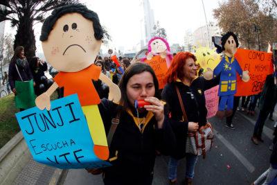 Sindicatos confirman huelga nacional de trabajadores de la educación parvularia