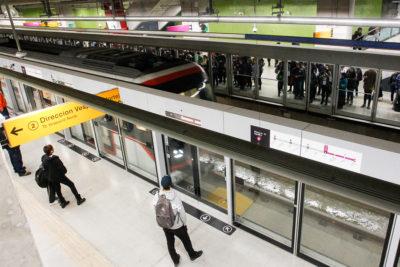 """Metro por vibraciones: """"Las mediciones han reportado el cumplimiento de la norma"""""""
