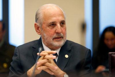 """Abbott por disputa entre Arias y Moya: """"Da la impresión de una institución en conflicto"""""""