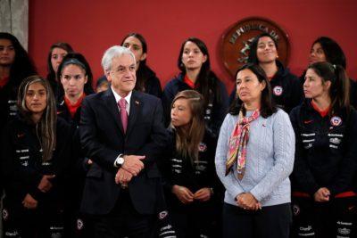 """Ministra del Deporte: """"Los clubes deben profesionalizar el fútbol femenino"""""""