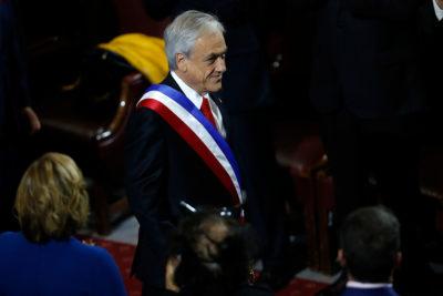 """Piñera por modernización de carrera militar: """"Genera un significativo alivio en el costo previsional"""""""