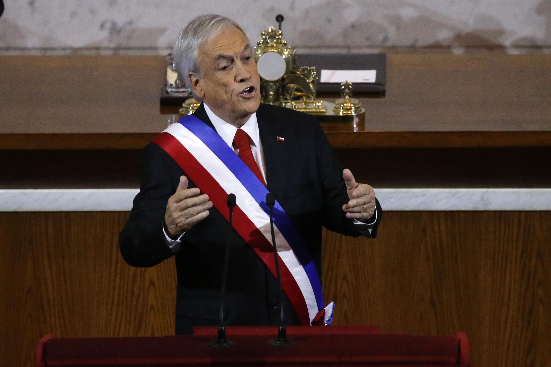 """""""Piñera y crecimiento económico para 2019:"""