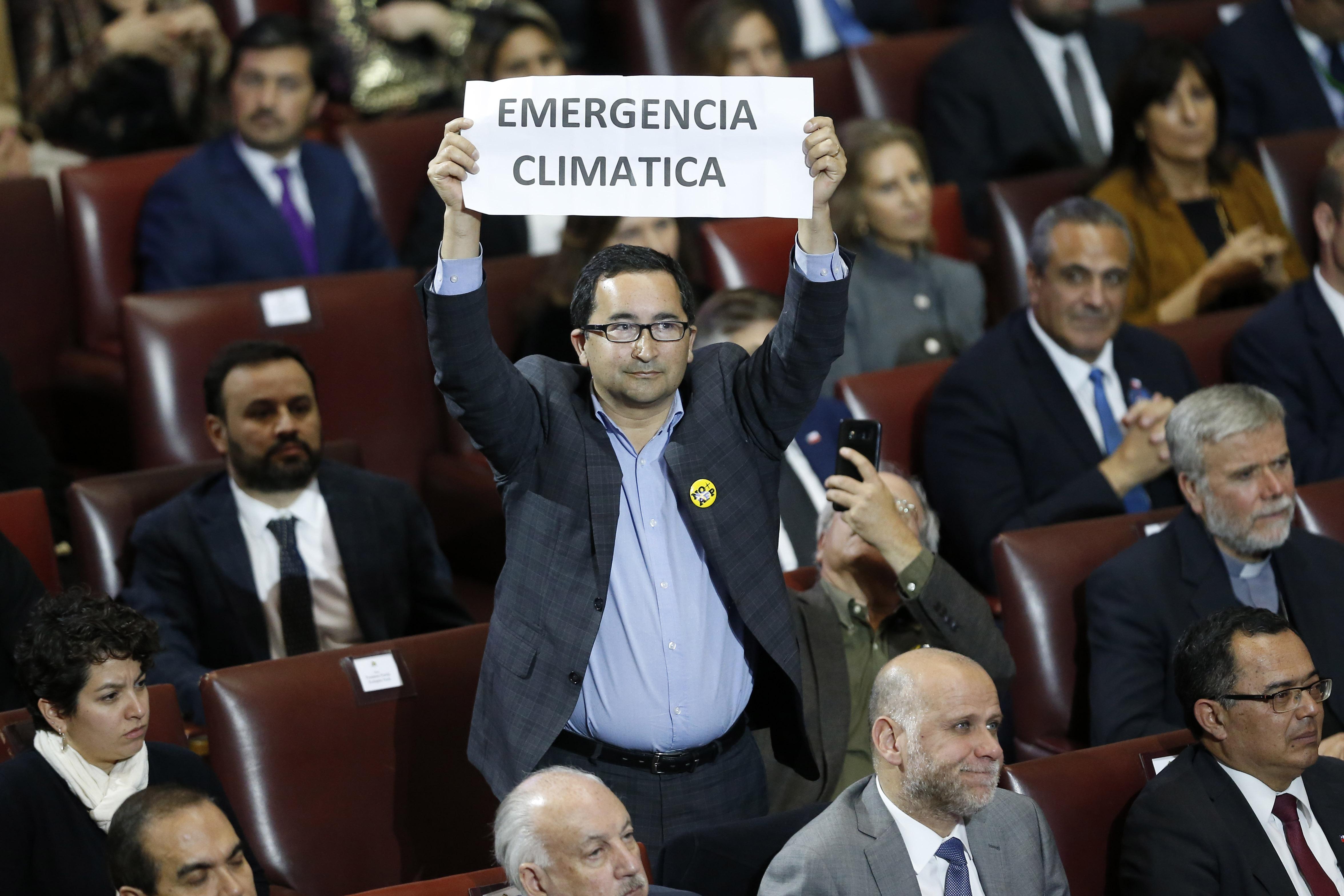 Descarbonización y Ley de Cambio Climático: los anuncios medioambientales de la cuenta pública 2019