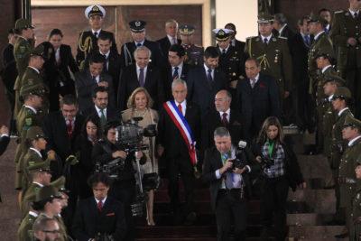 Diputado UDI reveló la trastienda de la celebración que se realizó en Cerro Castillo tras la Cuenta Pública