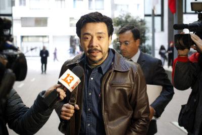 Suspendido fiscal Arias declara por sumario administrativo en su contra