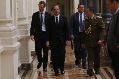 Reforma por jueces: Larraín reitera que se hará escuchando a la Corte Suprema