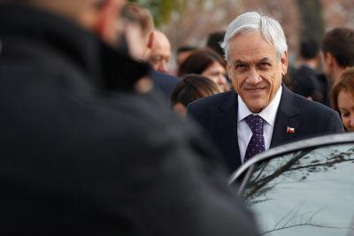 Piñera fue citado a declarar a Juzgado de Pucón por su propiedad en Lago Caburgua