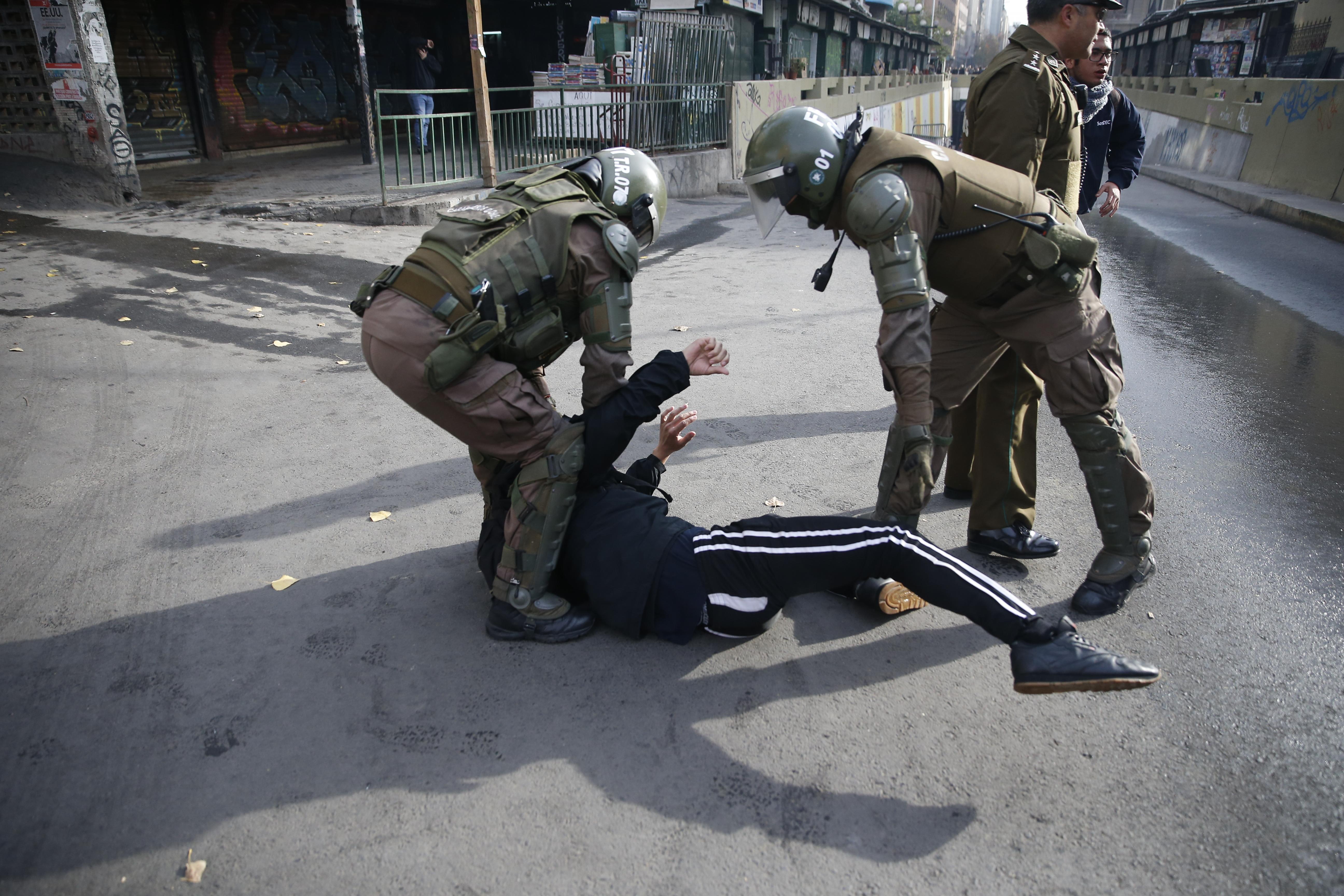 Nuevos incidentes con detenidos en el Instituto Nacional