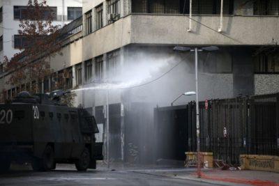 Unicef condena hechos de violencia ocurridos en el Instituto Nacional