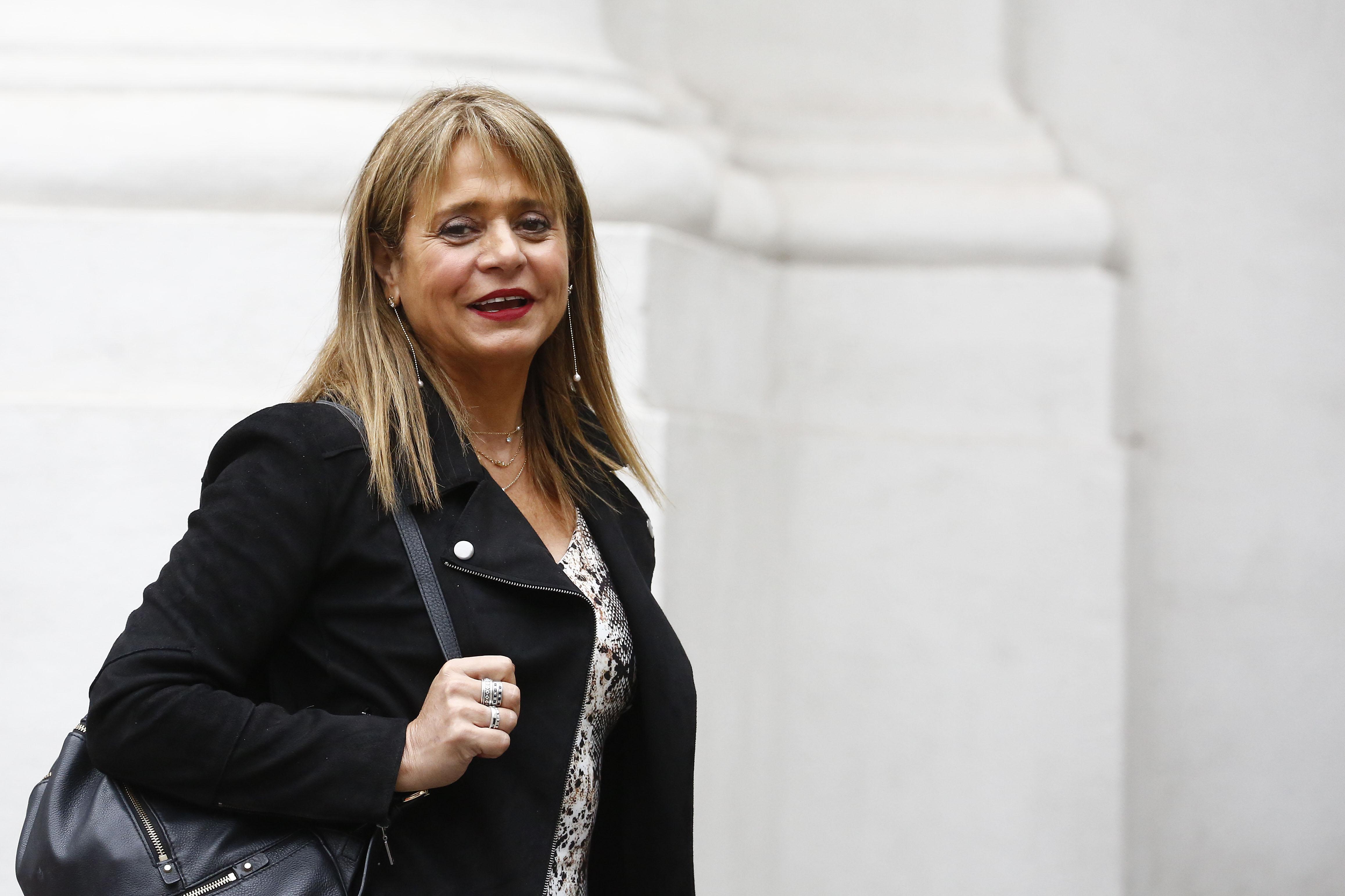 """""""Van Rysselberghe recurrió a la justicia por alza de $9.000 en su plan de isapre"""""""