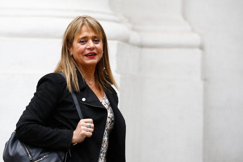 """Van Rysselberghe tras cambio de gabinete: """"El tiempo dirá si fueron los nombres correctos o no"""""""