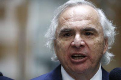 """Chadwick por detención de general (r) Oviedo: """"Que la justicia haga su trabajo"""""""