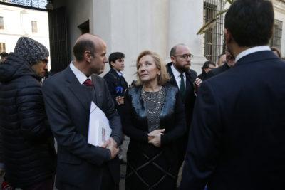 Primera dama pidió a empresarios incentivar contratación de adultos mayores