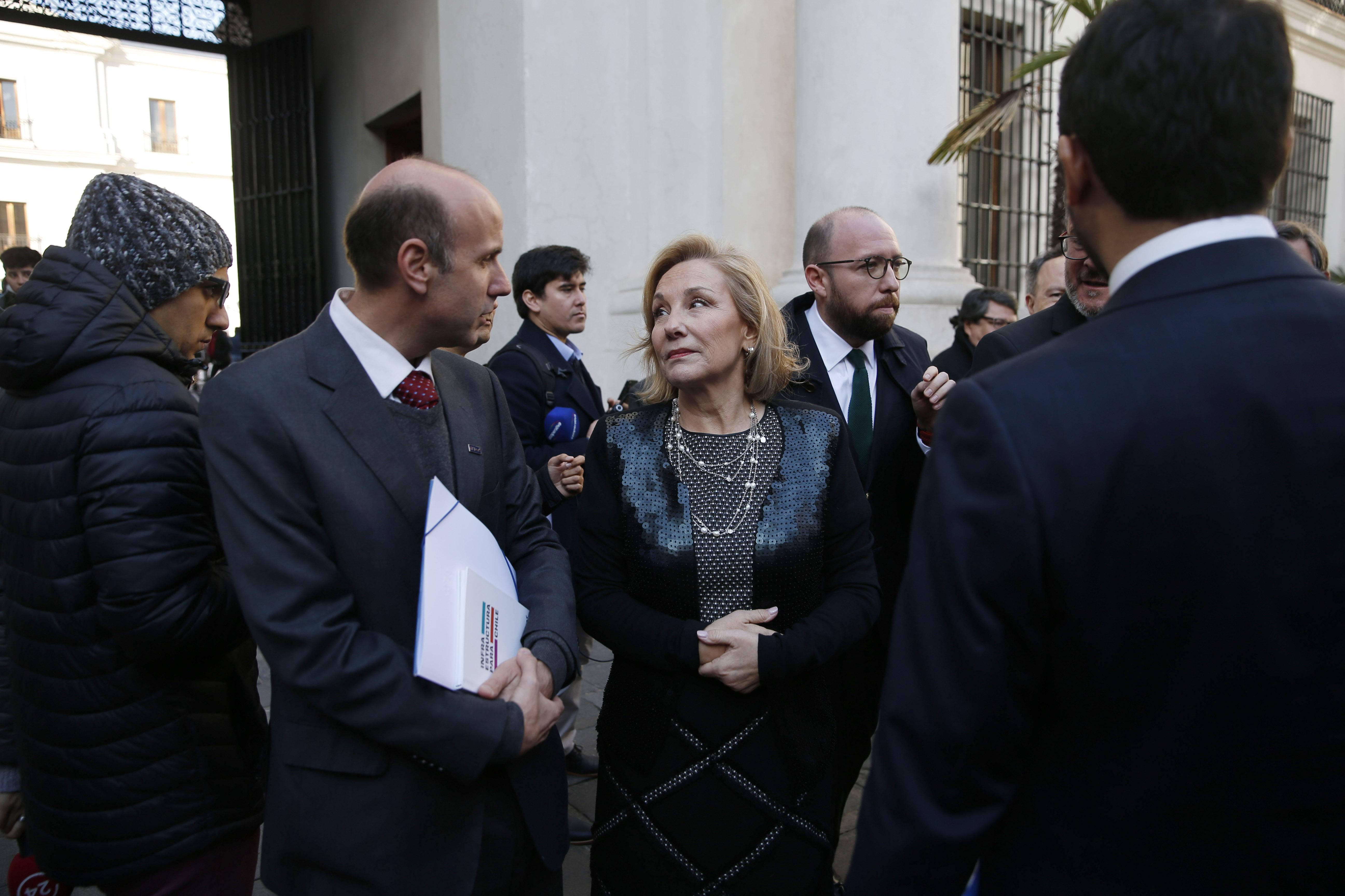 """""""Primera dama pidió a empresarios incentivar contratación de adultos mayores"""""""