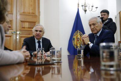 PPD pide nueva Constitución y cambiar ley de lobby para fortalecer instituciones