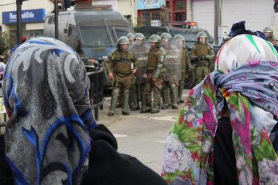 Gobierno suspendió consulta indígena en Ercilla por motivos de seguridad