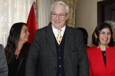 Diputado Urrutia se convierte en vicepresidente del Partido Republicano