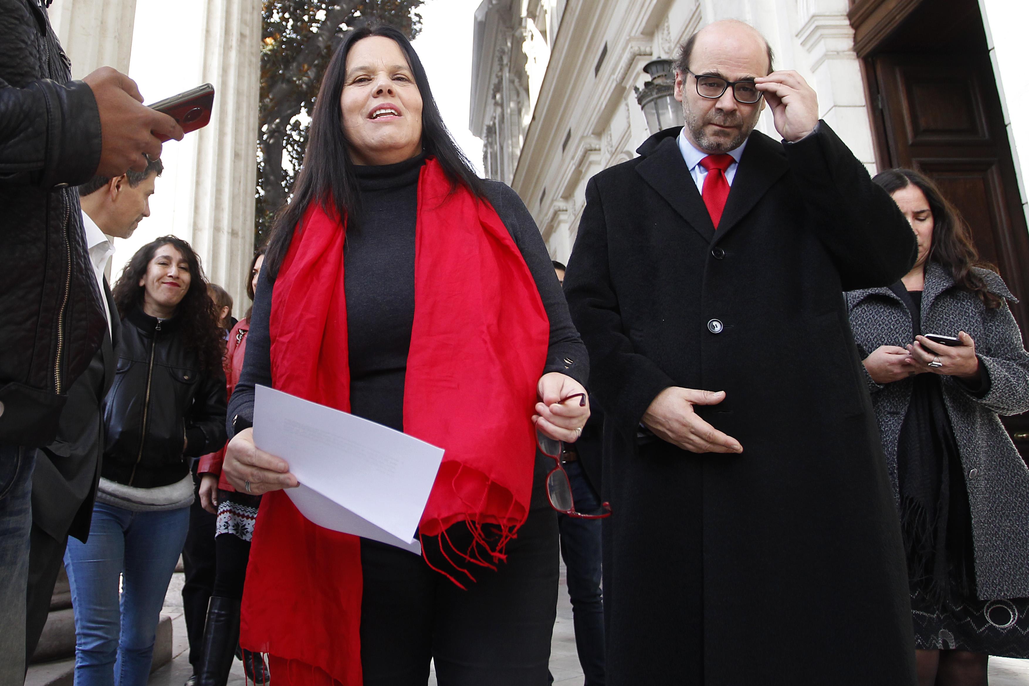 """""""Maya Fernández y las elecciones del PS:"""