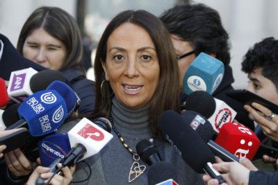 """Cecilia Pérez: """"Los Tiempos Mejores son una meta de nuestro gobierno"""""""