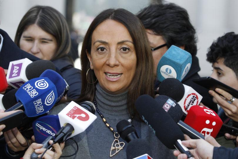 """Vocera y rumores de cambio de gabinete: """"Desde noviembre que consultan lo mismo"""""""