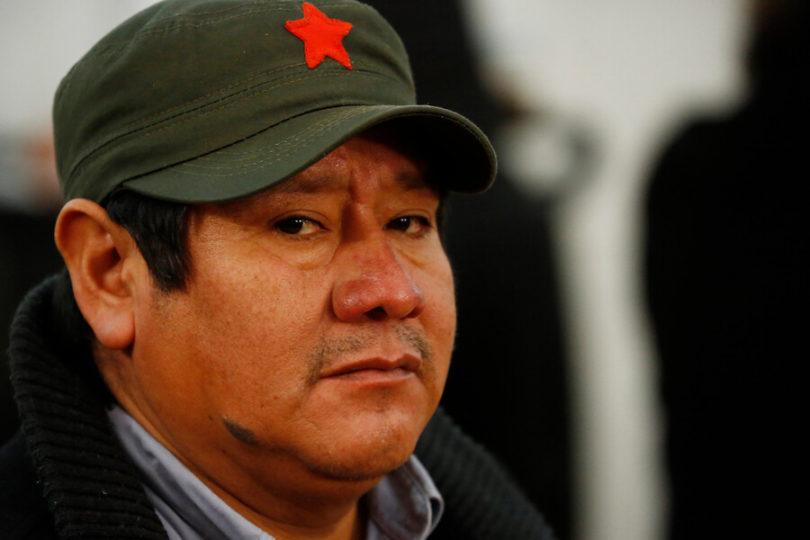 Padre de Camilo Catrillanca es detenido tras chocar contra caja de compensación en Ercilla