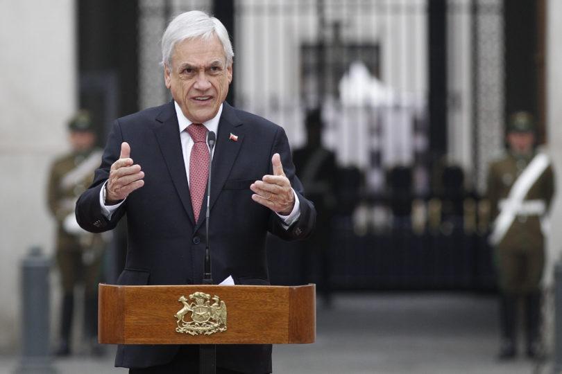 Presidente Piñera defiende intervenciones policiales en funerales de alto riesgo