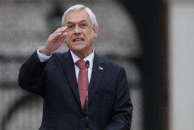 """Piñera tras críticas de Kast: """"Estoy muy consciente de los compromisos que adquirimos"""""""